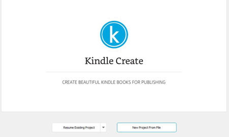 Kindle Create small
